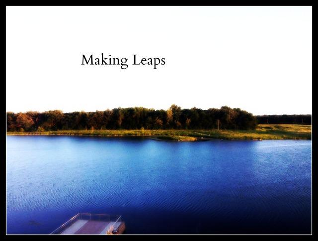 Making Leaps #2