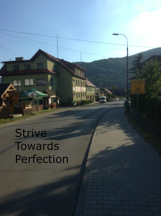 Strive Towards Perfection