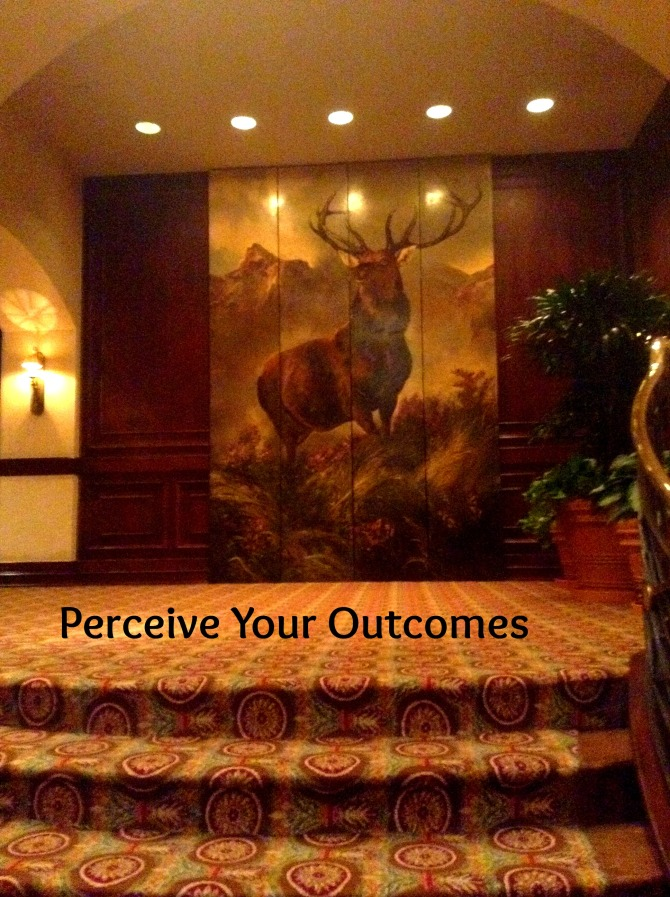Perceive Your Outcomes