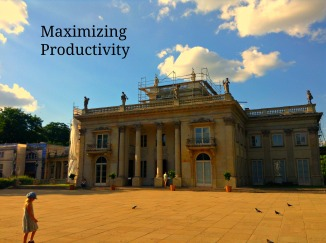 Maximizing Productivity