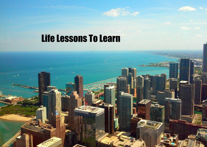 Life Lessons To Learn